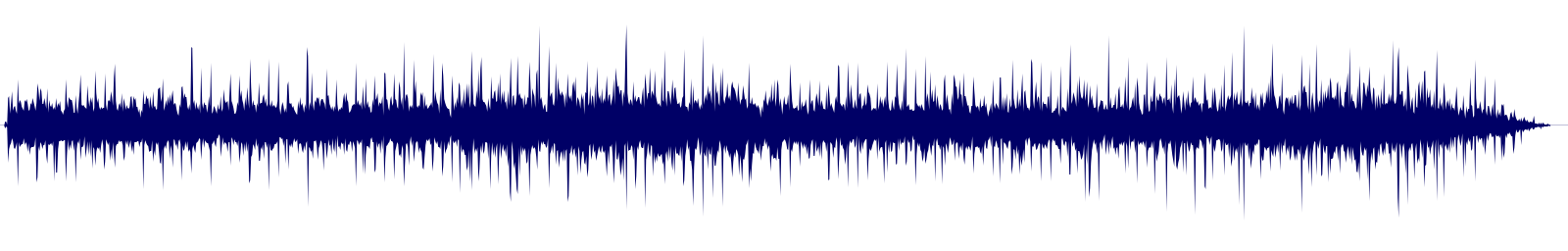 waveform of track #147687
