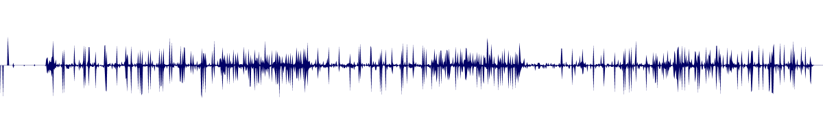 waveform of track #148484