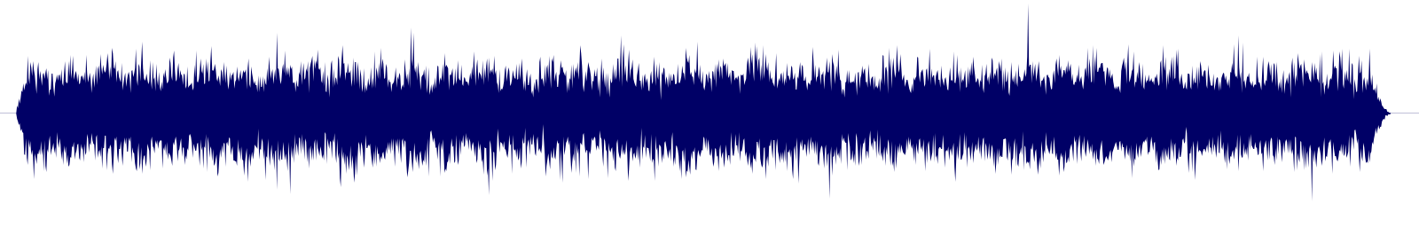 waveform of track #148924