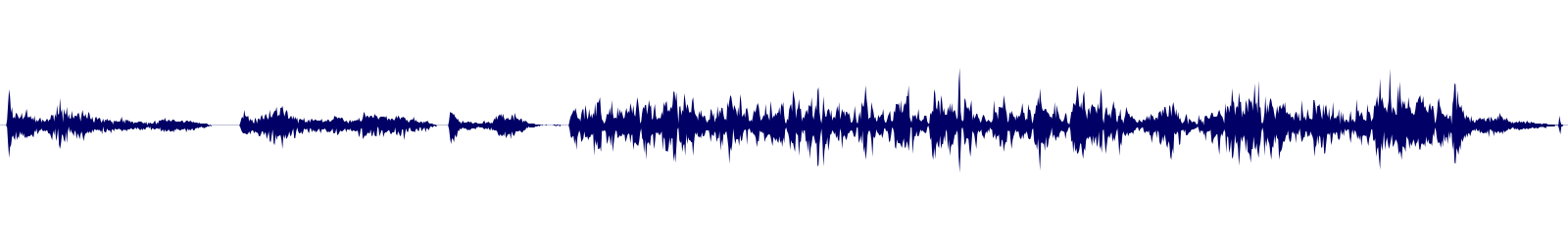 waveform of track #150035
