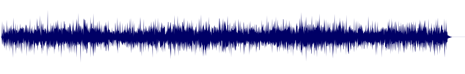waveform of track #150052