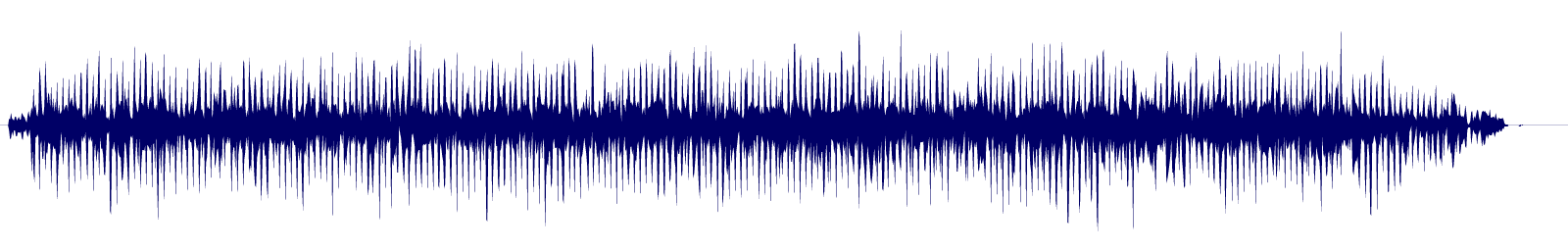waveform of track #151011