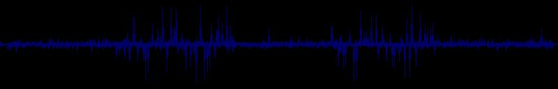 waveform of track #151072