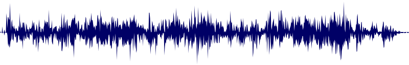 waveform of track #151117