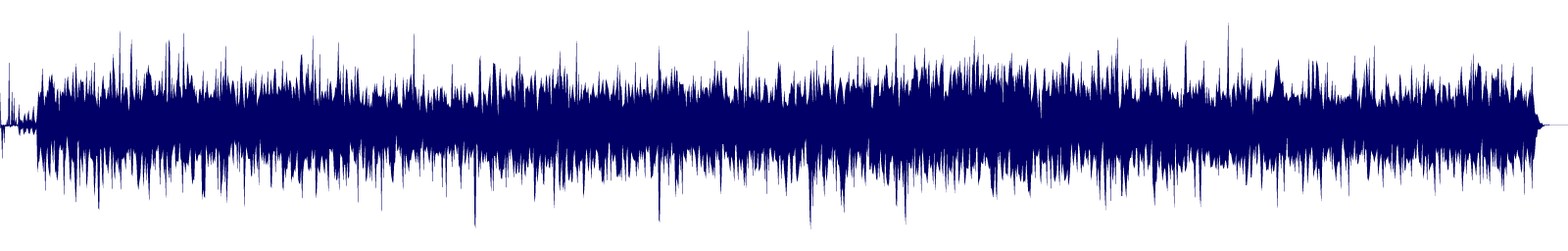 waveform of track #151171