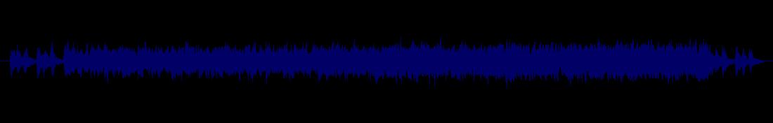 waveform of track #151192