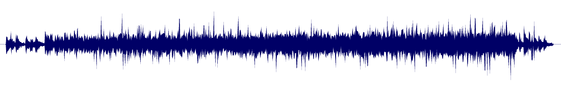 waveform of track #151196