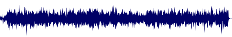 waveform of track #151206