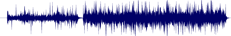 waveform of track #151406