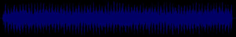 waveform of track #151558