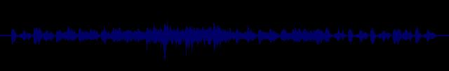 waveform of track #151660