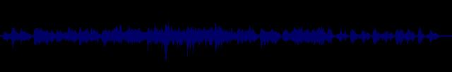waveform of track #151661