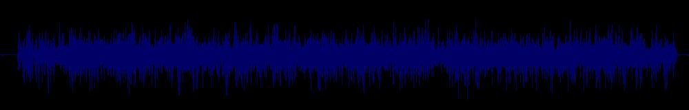 waveform of track #151707