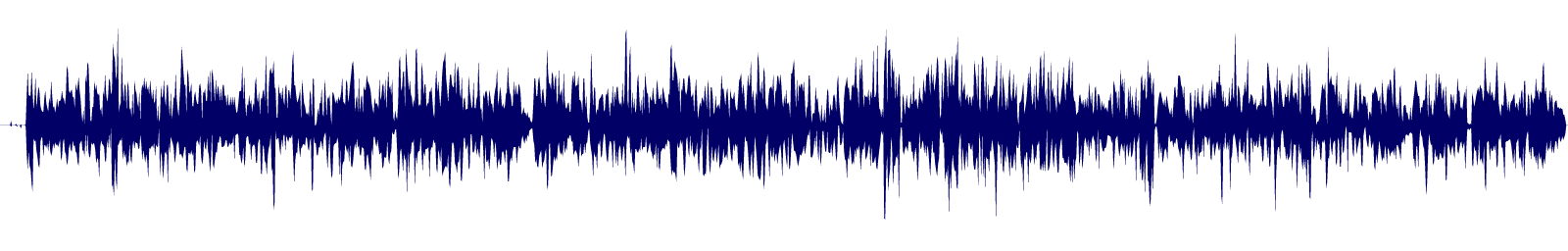 waveform of track #151791