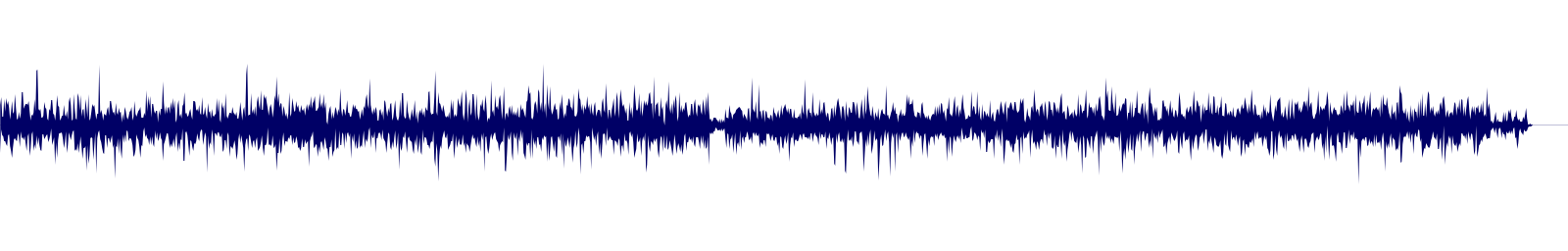 waveform of track #152070