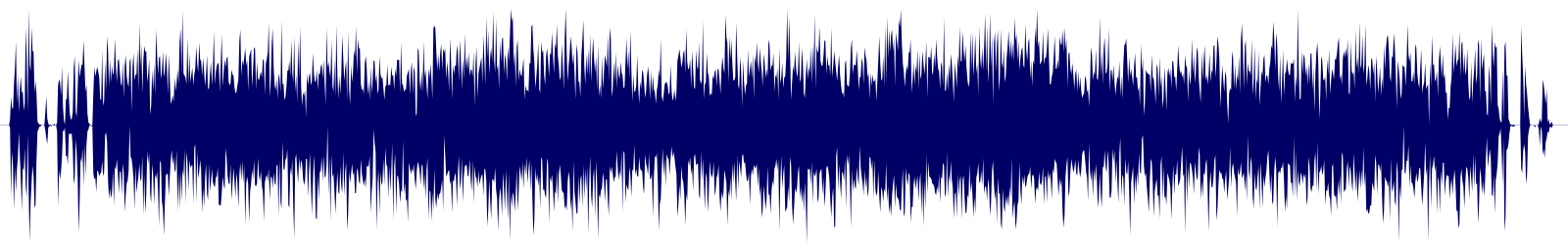 waveform of track #152082