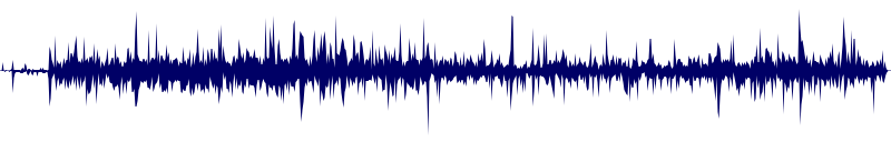 waveform of track #152100