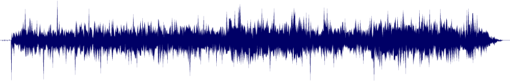 waveform of track #152112