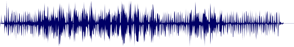 waveform of track #152124