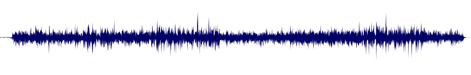 waveform of track #152148