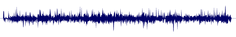 waveform of track #152432