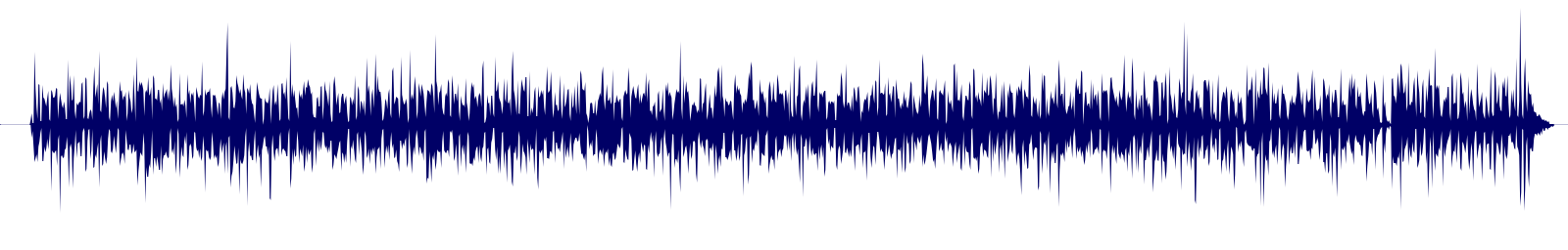 waveform of track #152498