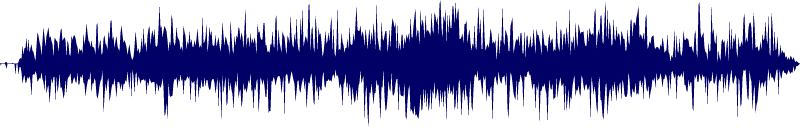 waveform of track #152521