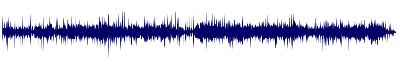 waveform of track #152661