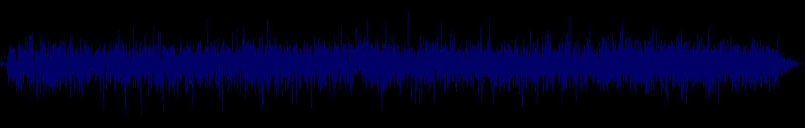 waveform of track #152711