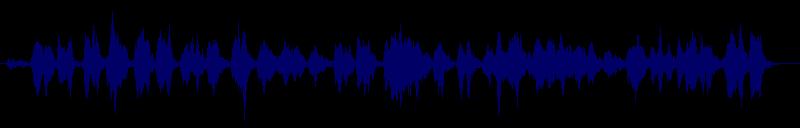 waveform of track #152718
