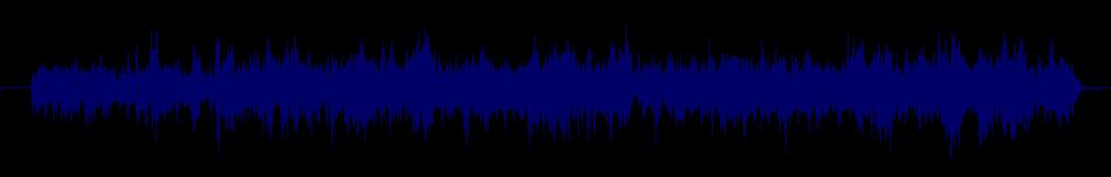waveform of track #152782