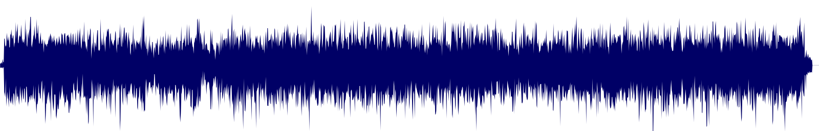 waveform of track #154030