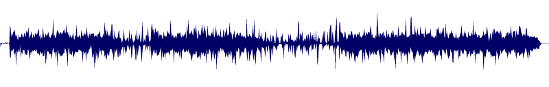 waveform of track #154124