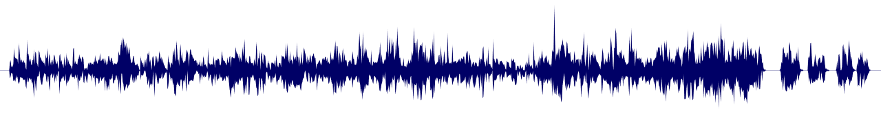 waveform of track #154126