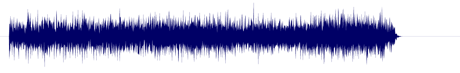 waveform of track #154311