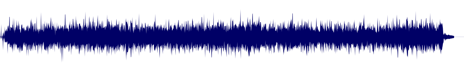waveform of track #154465