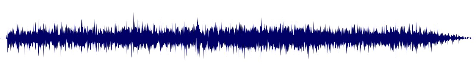 waveform of track #154627