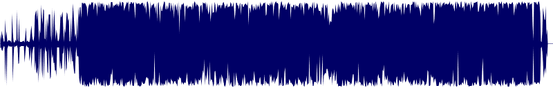 waveform of track #154694