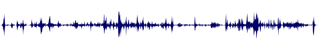 waveform of track #154920