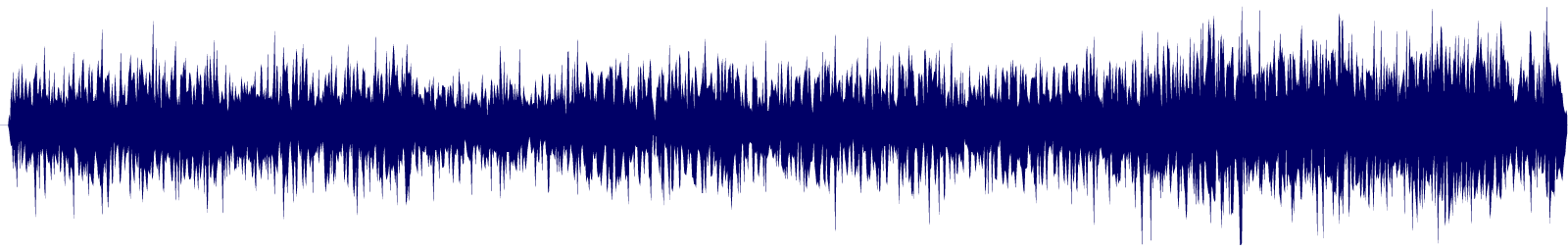 waveform of track #154924
