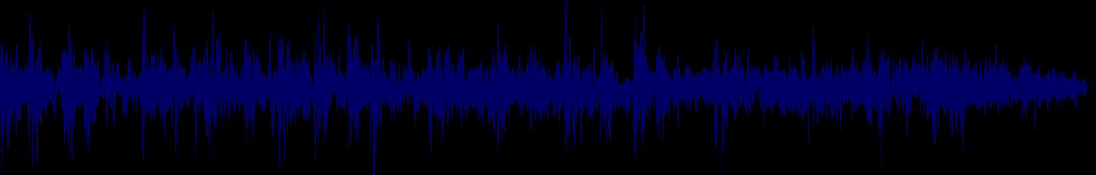waveform of track #154992
