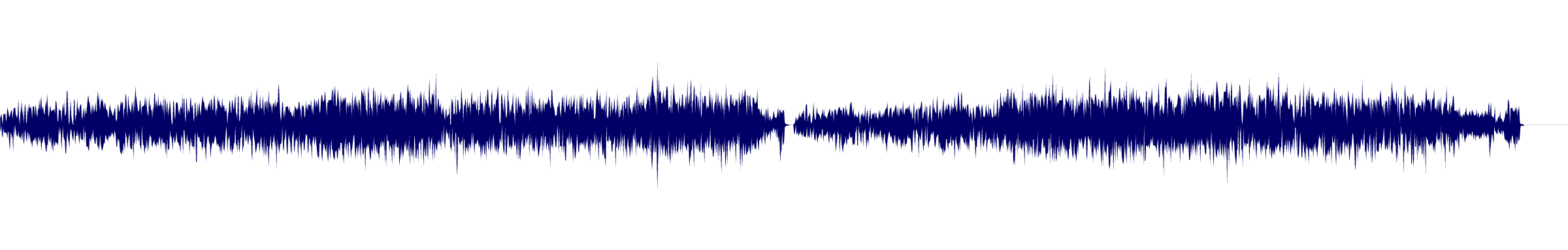 waveform of track #155020