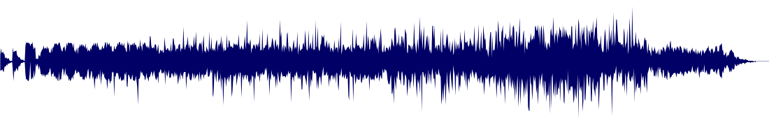 waveform of track #157601