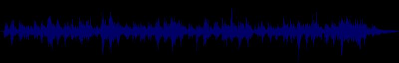 waveform of track #158806
