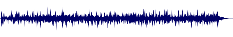 waveform of track #158905