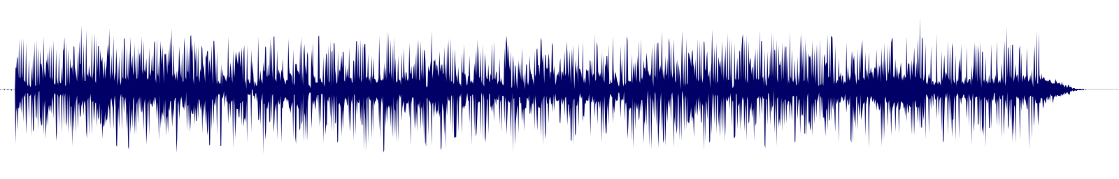 waveform of track #158956