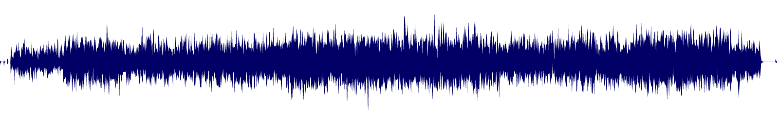 waveform of track #159810