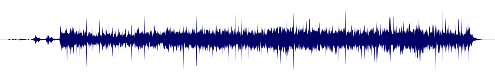 waveform of track #159968