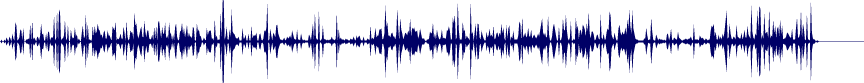 waveform of track #18638