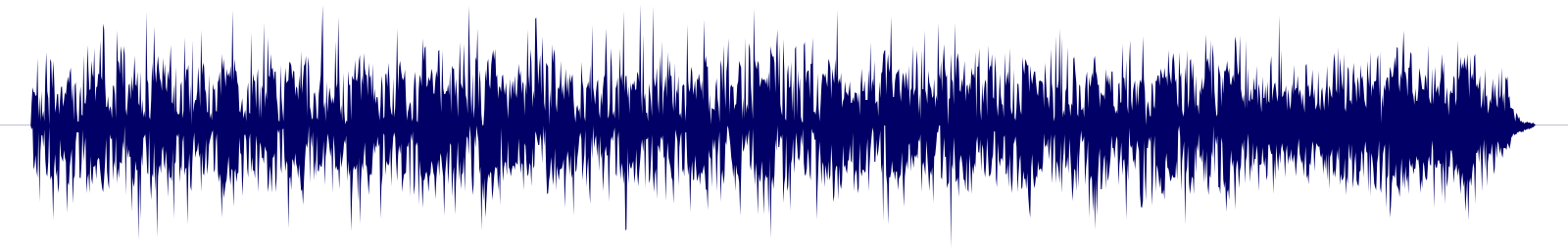 waveform of track #191412